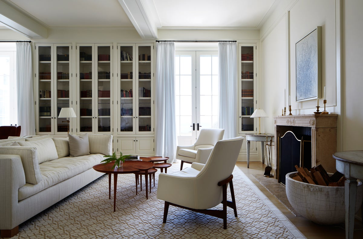 Connecticut home by billy cotton studio living room arubaitofo Images