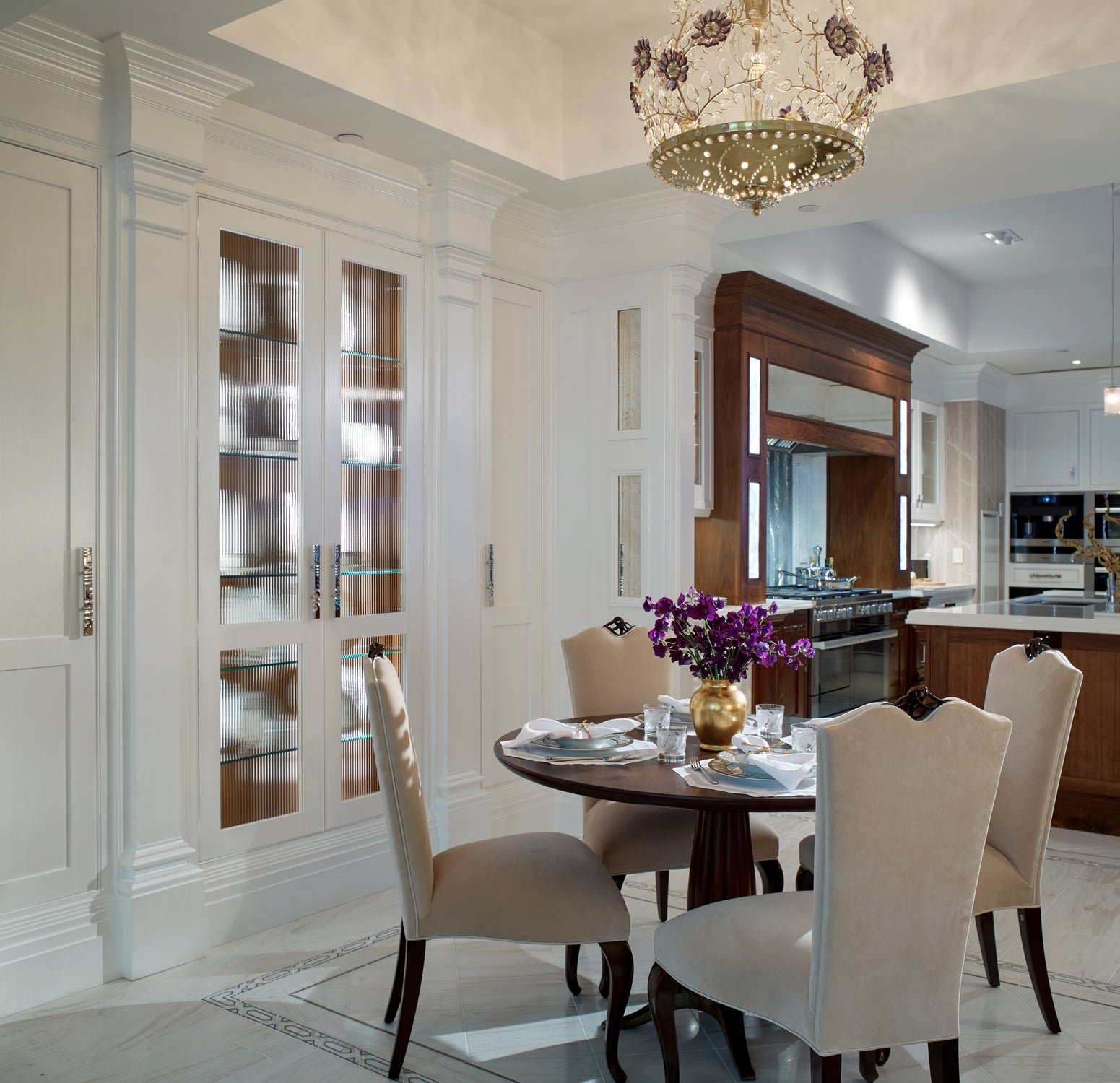 Clive Christian Kitchen: Kitchen By Clive Christian By Kips Bay Decorator Show
