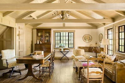 Brentwood English Cottage By Thomas Callaway Associates