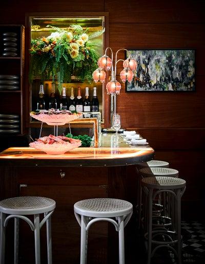 Leo s oyster bar by ken fulk inc