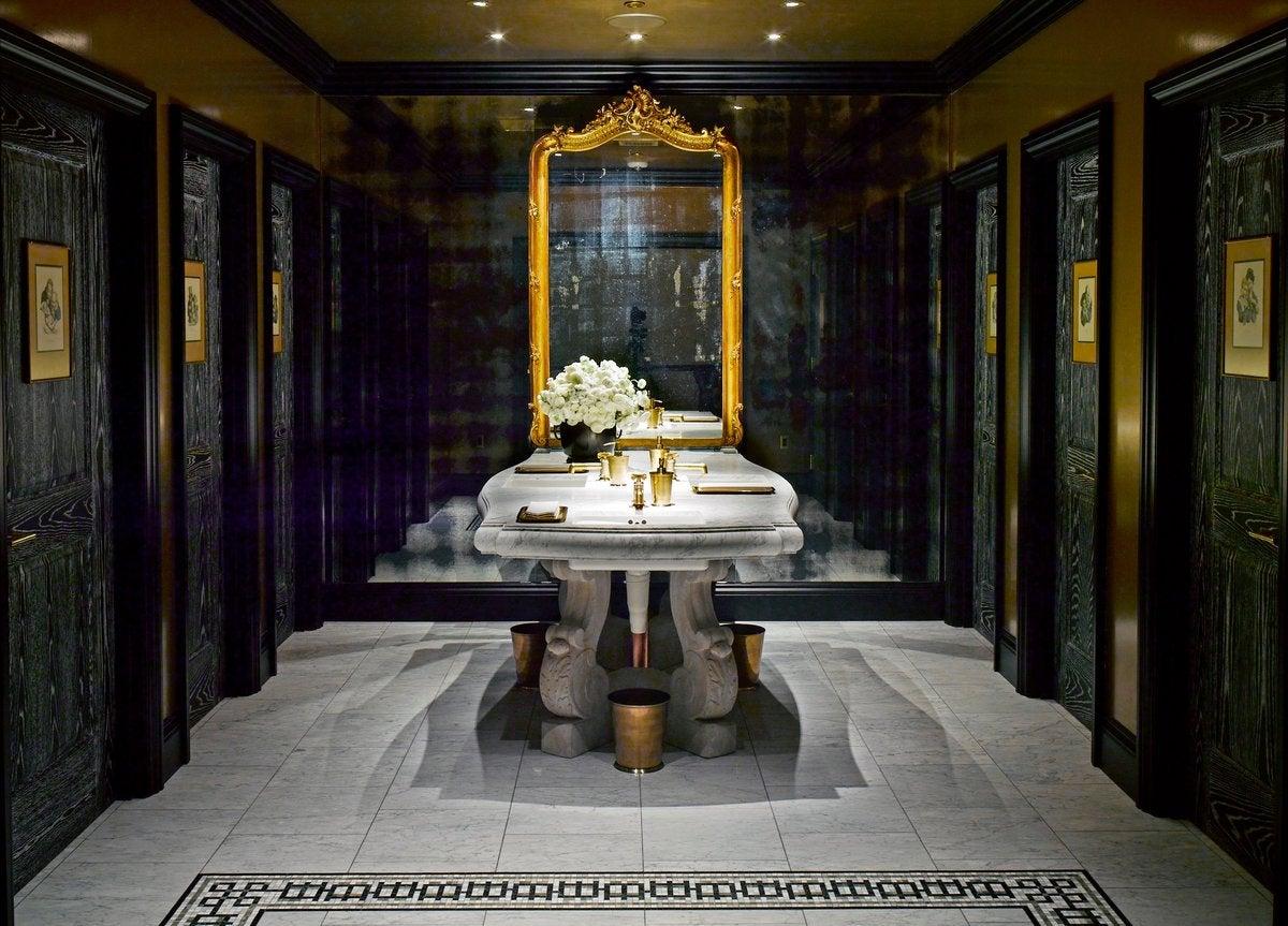 Contemporary Bathroom In San Francisco Ca By Ken Fulk Inc