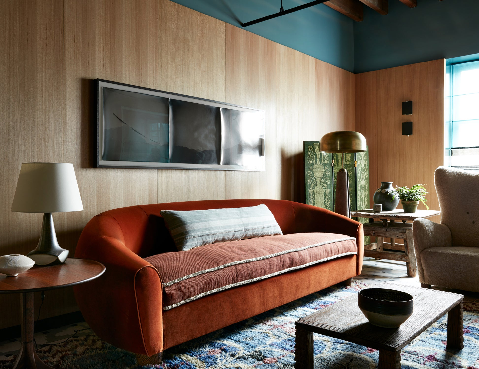 Sitting Room By Neal Beckstedt Kips Bay Decorator Show House On 1stdibs