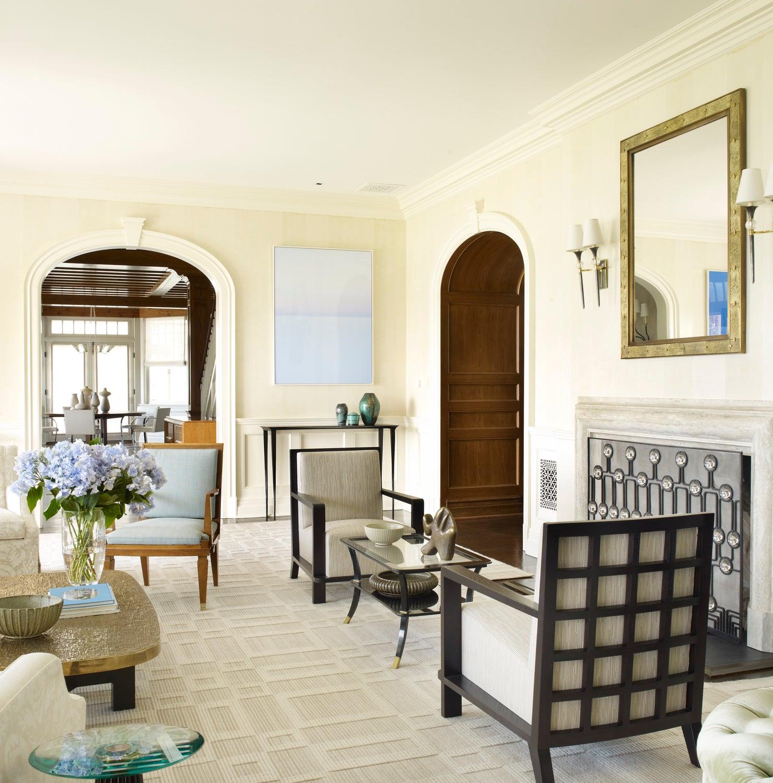 Living Room by David Kleinberg Design Associates on 1stdibs