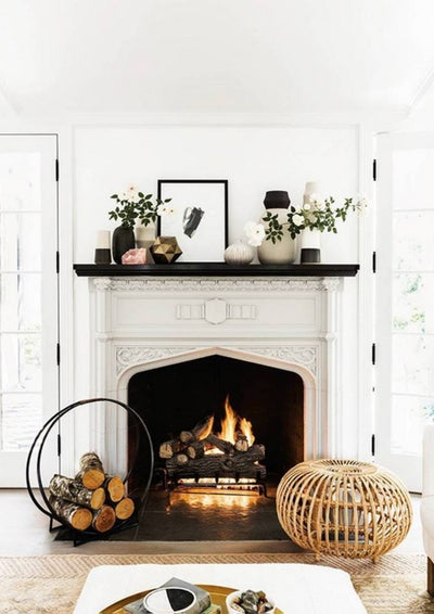Consort - Erin Fetherston's White Hot Hollywood Home