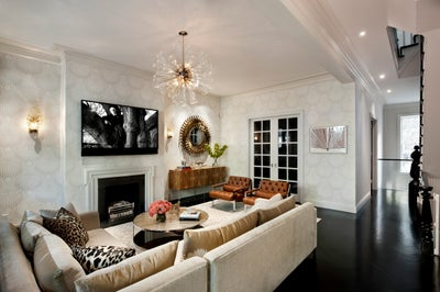 DHD Architecture & Interior Design - Chelsea Townhouse