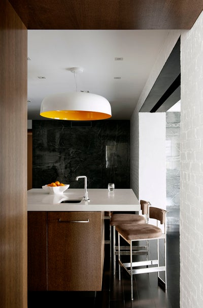 DHD Architecture & Interior Design - Laight Street Loft