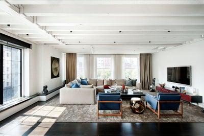 DHD Architecture & Interior Design - Laight Street Loft