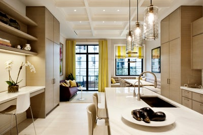 DHD Architecture & Interior Design - Upper West Side Townhouse