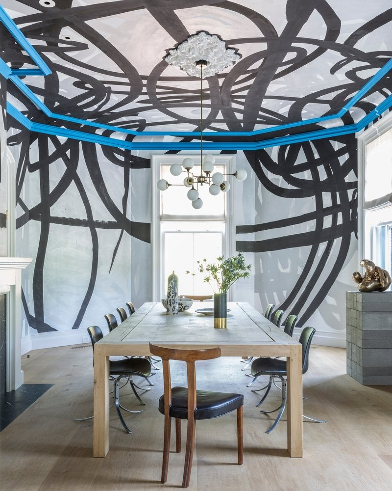 Eclectic Dining Room In US By Sara Story Design