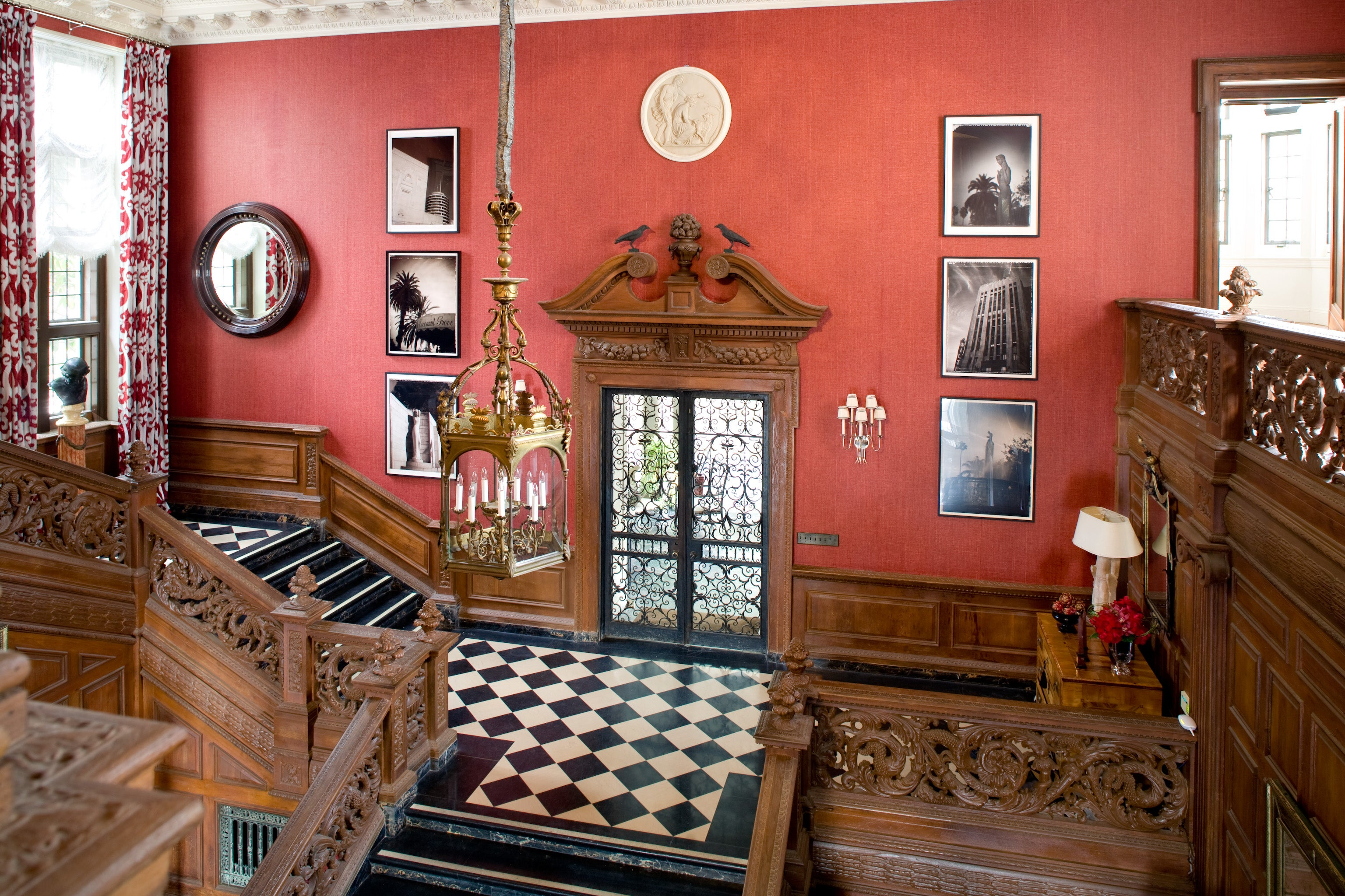 Entry And Hall By Timothy Corrigan Inc On 1stdibs