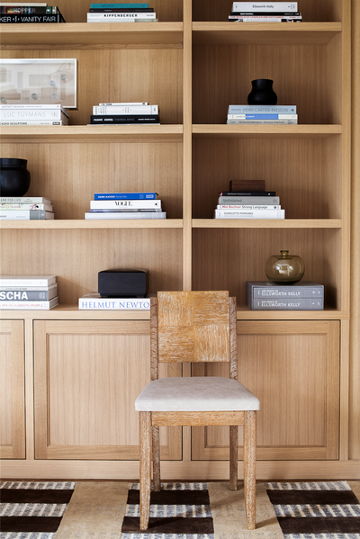 Office and Study. West Village by Alyssa Kapito Interiors.