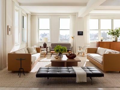 Neal Beckstedt Studio - SoHo Penthouse