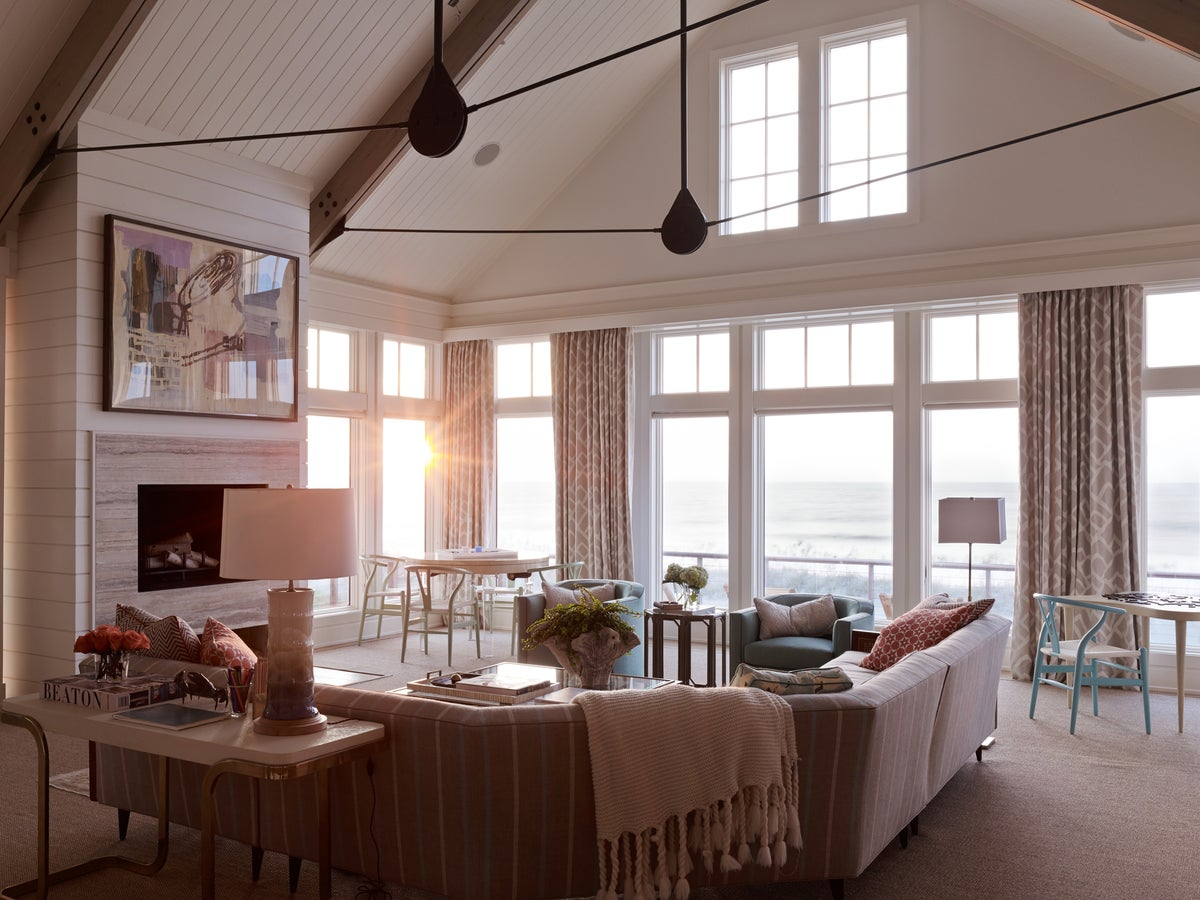 Coastal Interior Design Photos