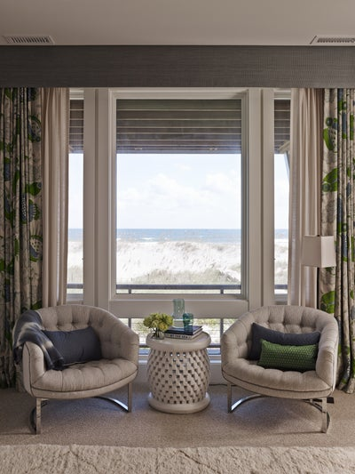 Modern Coastal Retreat By Barrie Benson Interior Design