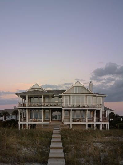 Barrie Benson Interior Design - Modern Coastal Retreat