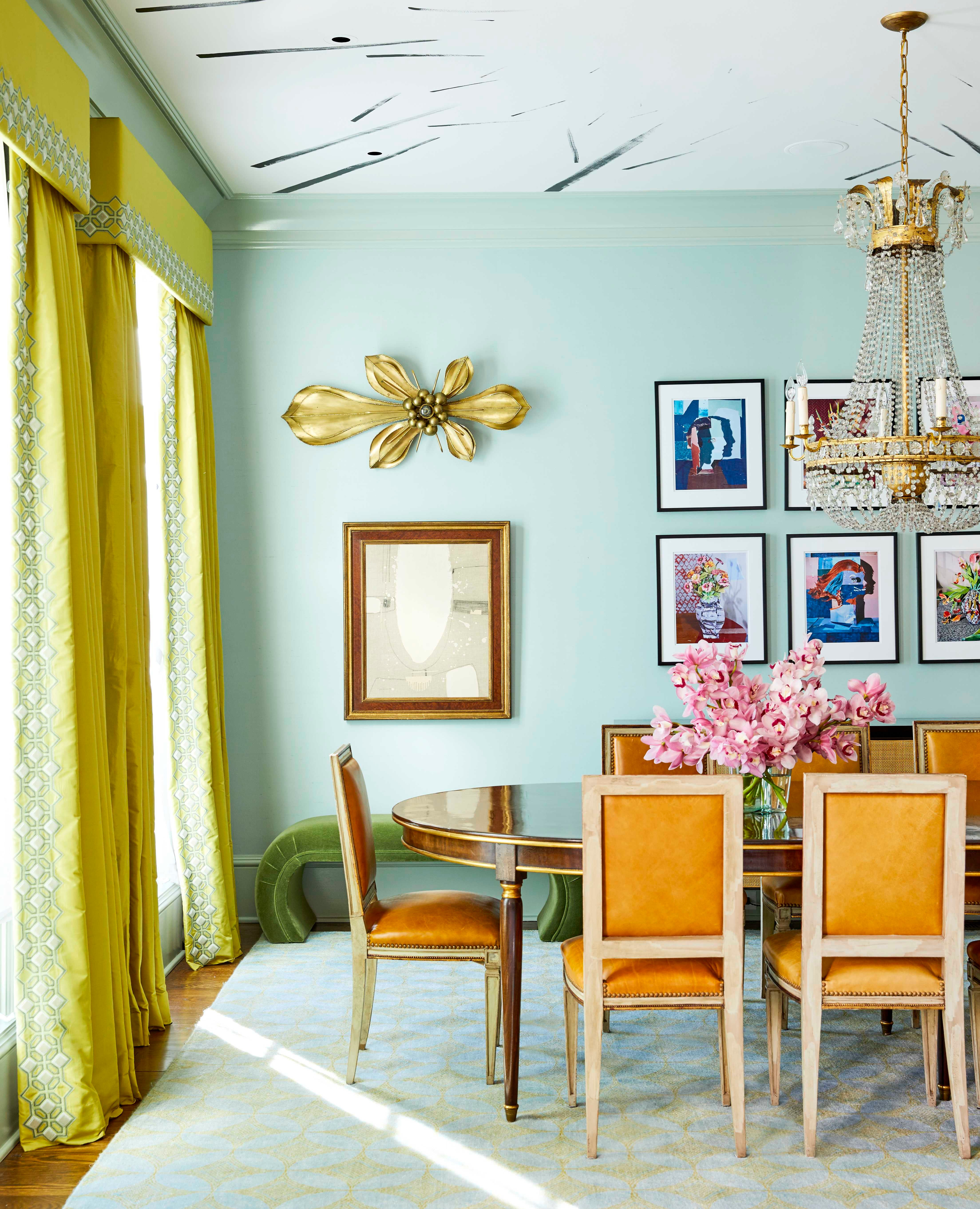 Dining Room In Charlotte, NC By Barrie Benson Interior Design