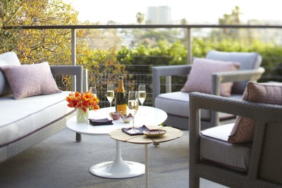 Barrie Benson Interior Design - Southern Roots California Cool