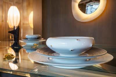 Contemporary Dining Room. Achille Salvagni Atelier   Kyoto   September 2017 by Achille Salvagni Atelier.