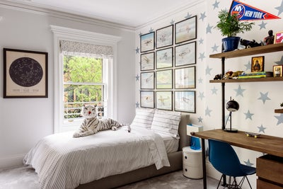DHD Architecture & Interior Design - Montgomery Place Townhouse