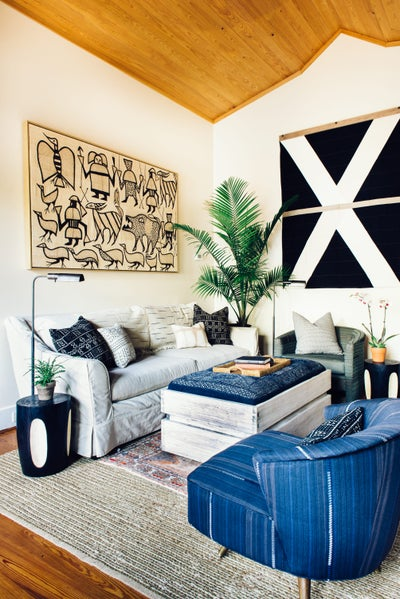 Cortney Bishop Design - Lowcountry Tribal