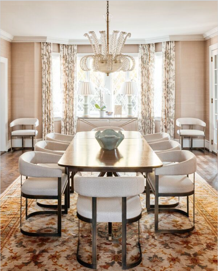 Dining Room By Charlotte Lucas Interior Design On 1stdibs