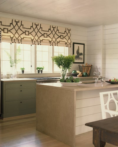 Andrew Brown Interiors - Smith Lake Project