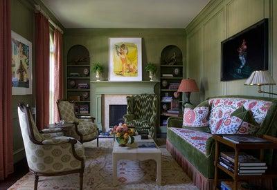 Ann Wolf Interior Decoration - Stablewood