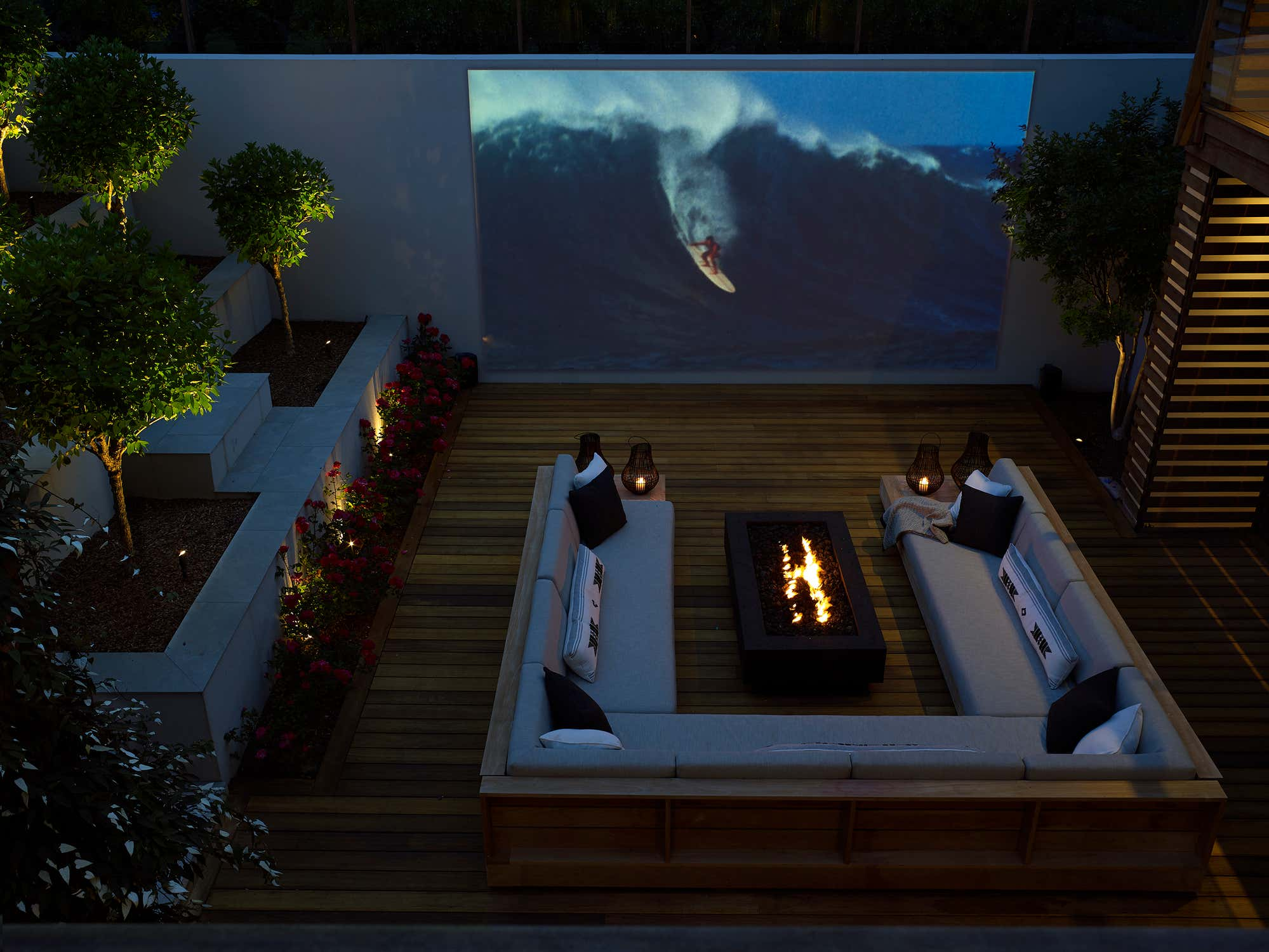 Sagaponack Sexy Outdoor Theater