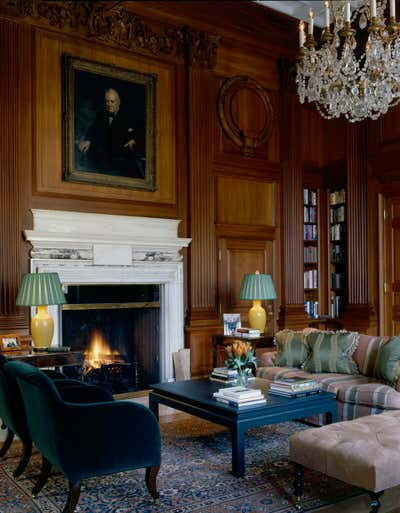 Government/Institutional Living Room. British Embassy by Brown Davis Interiors.
