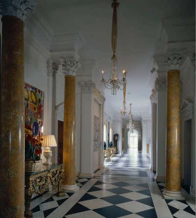 Government/Institutional Entry and Hall. British Embassy by Brown Davis Interiors.