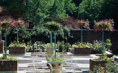 Government/Institutional Patio and Deck. British Embassy by Brown Davis Interiors.