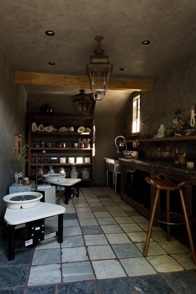 Jeremiah Brent Design - Pottery Studio