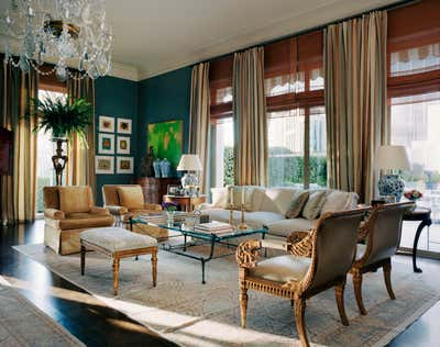 Government/Institutional Living Room. United States Embassy Residence by Michael S. Smith Inc..