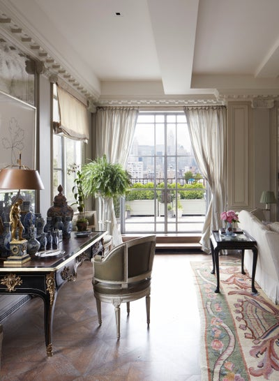 Michael S. Smith Inc. - Upper East Side Penthouse