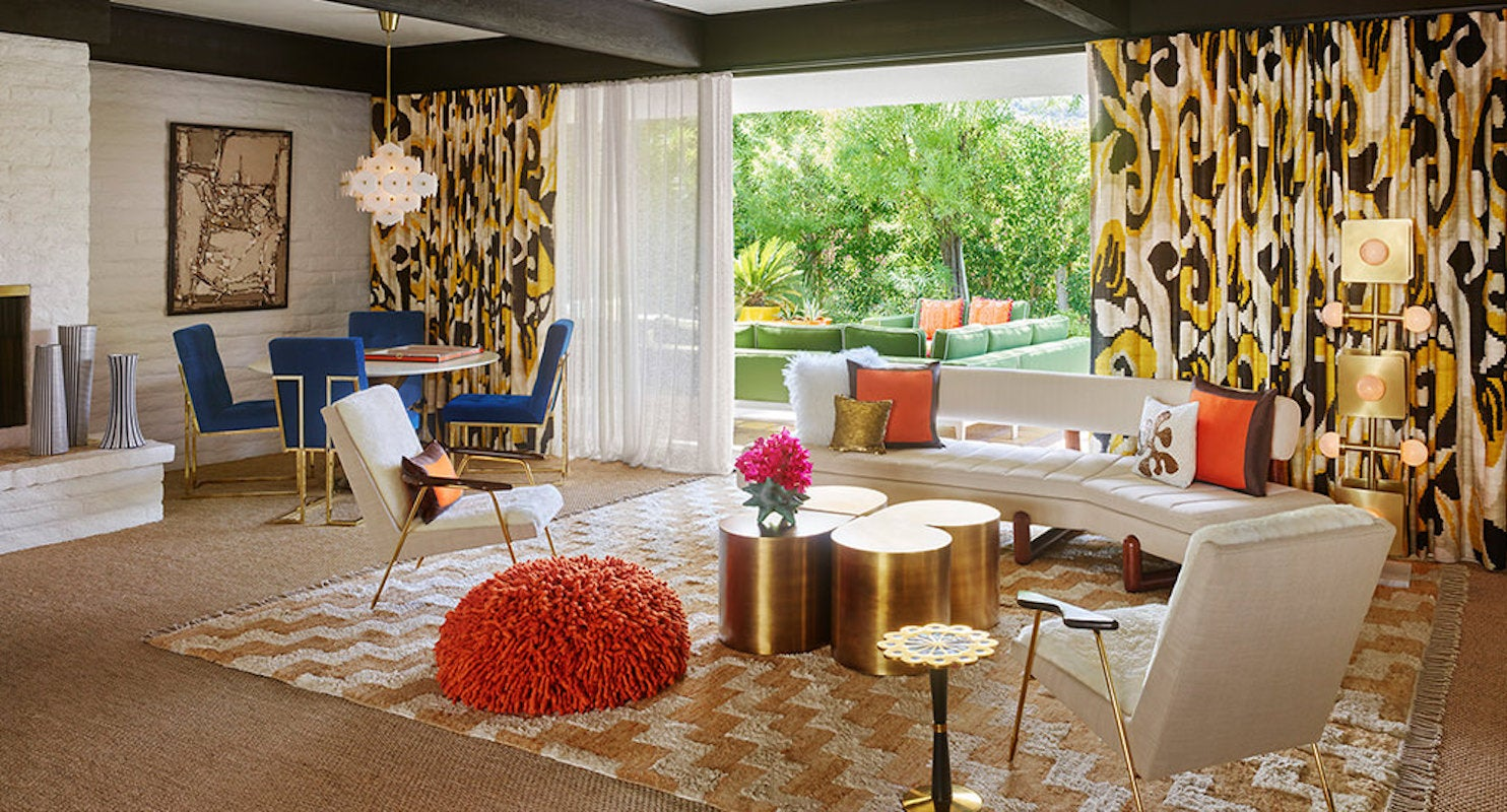 The parker palm springs by jonathan adler for Jonathan adler hotel palm springs