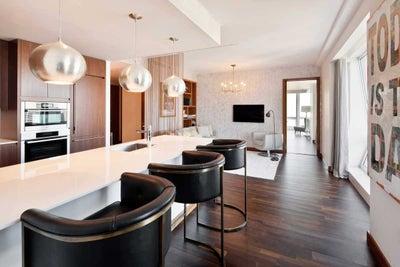 Nicole Fuller Interiors - The Setai Hotel