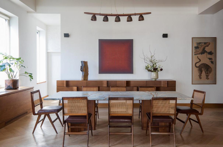 Tribeca Apartment By Laura Santos Interiors On 1stdibs