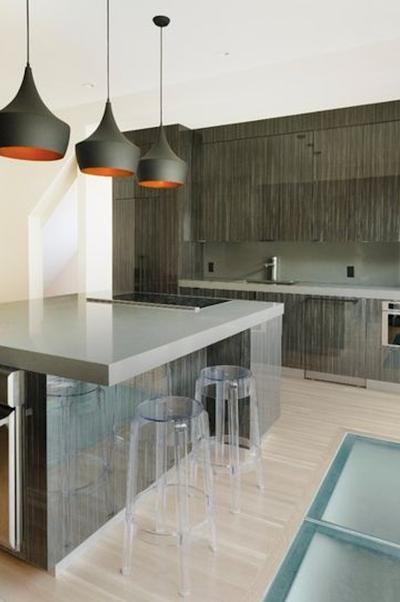 Contemporary Kitchen.  1 Hanson Street by Georgantas Design + Development.