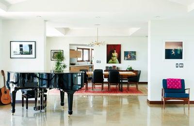 Carter Design - Hollywood Hills