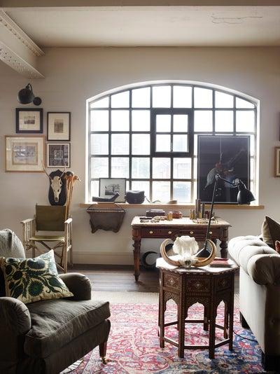 Hubert Zandberg Interiors - Loft Apartment, Birmingham