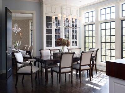 Melanie Elston Interiors - Traditional  Home
