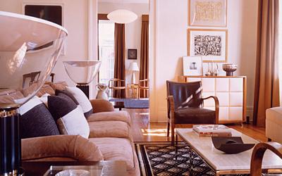 Lee Ledbetter and Associates - Bourbon Street Apartment