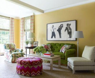 J. Randall Powers Interior Decoration - A Color Study