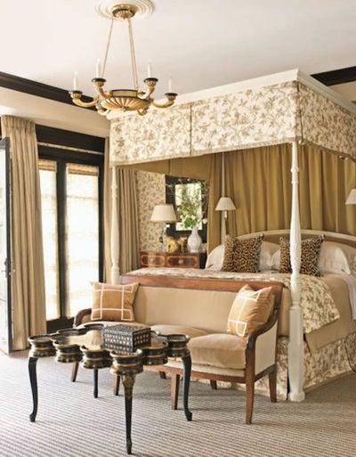 J. Randall Powers Interior Decoration - British Townhome