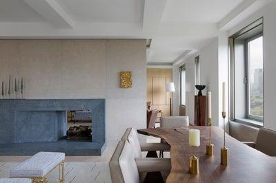 apartment design ideas pictures on 1stdibs. Black Bedroom Furniture Sets. Home Design Ideas