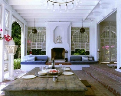 Roman and Williams Buildings and Interiors - New Moon Residence