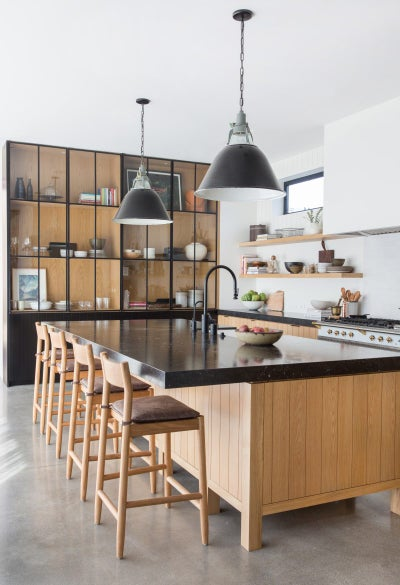 Amber Interiors - Client Black Houses Are The Best Houses