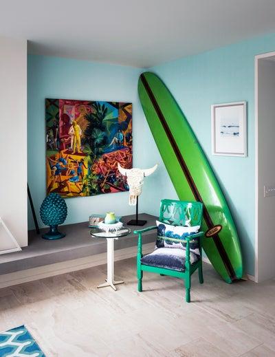 Rebekah Caudwell Design - Montauk Beach House