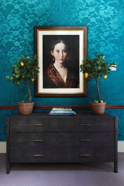 Rebekah Caudwell Design - Bloomsbury Townhouse