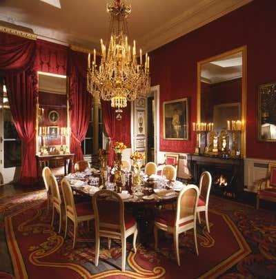 Government/Institutional Dining Room. British Embassy by Tino Zervudachi - Paris.